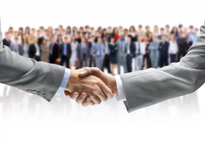 Samenwerken als partners in doorbraak