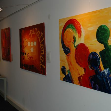 Gallery business