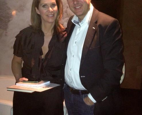 Geluk en gel: Huub en Annemarie van Gaal, bekend van TV