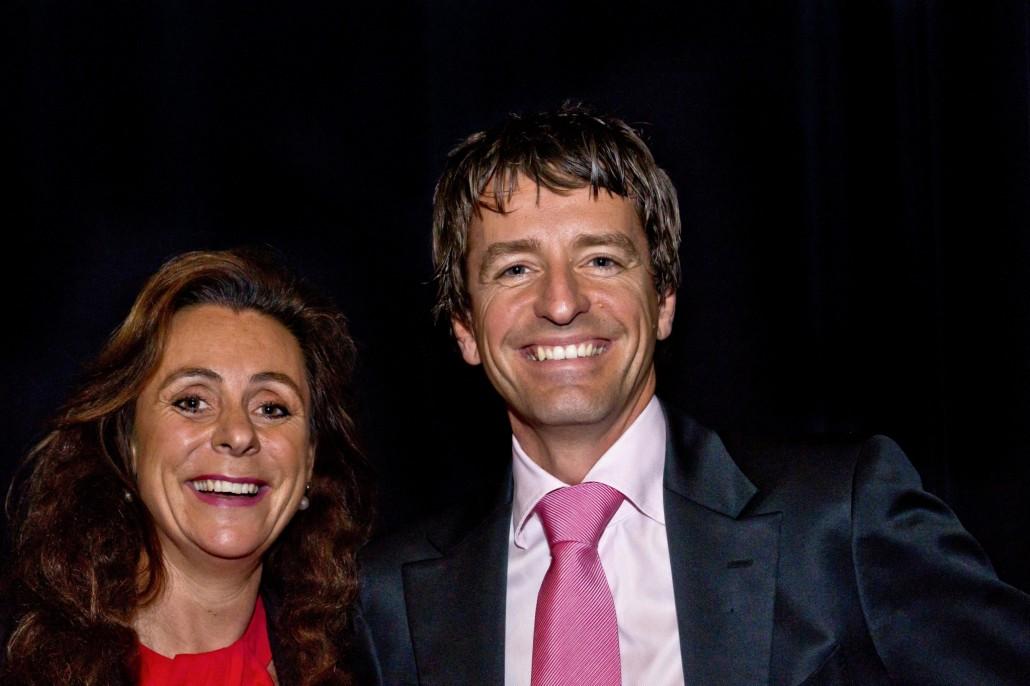 Geluk & leiderschap: Bertine en Bas van der Veldt, CEO AFAS