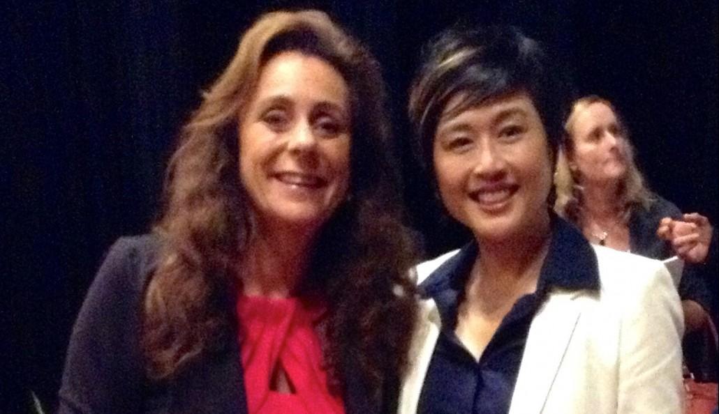 Bertine ontmoet Jenn Lim, CEO van Delivering Happiness