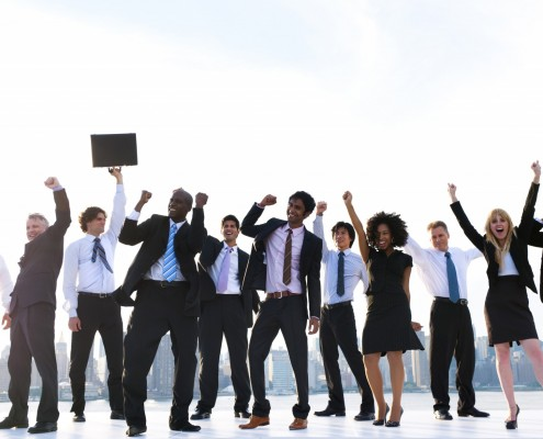 Geluk in studiekeuze en werk