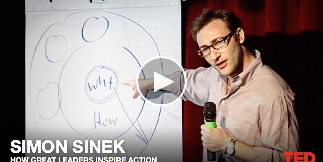 Simon Sinek: Hoe grote leiders tot actie inspireren